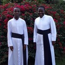Tanzania - ALCP new Deacon's & Fr Calistus & Fr. Nick with them photo album